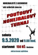 nohejbalový turnaj 2020